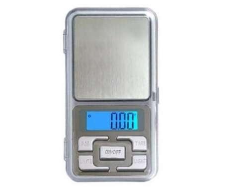 Pocket Scale MH-500 – высокоточные ювелирные весы, карманные