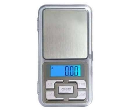 Pocket Scale MH-500 – высокоточные ювелирные весы, карманные , фото 2