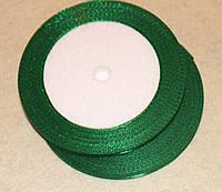 Лента атласная  862   зелёный  6 мм, фото 1
