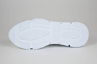Белые кожаные слипоны Molly Bessa 1161447, фото 3