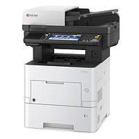 Мощное лазерное черно-белое мфу для офиса с факсом Kyocera ECOSYS M3655idn