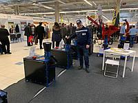 """""""ТехноМашСтрой""""  на международной выставке """"Centralne Targi Rolnicze"""""""