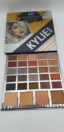 Палитра теней Kylie 3D eyeshadow palette 29 цветов, фото 2