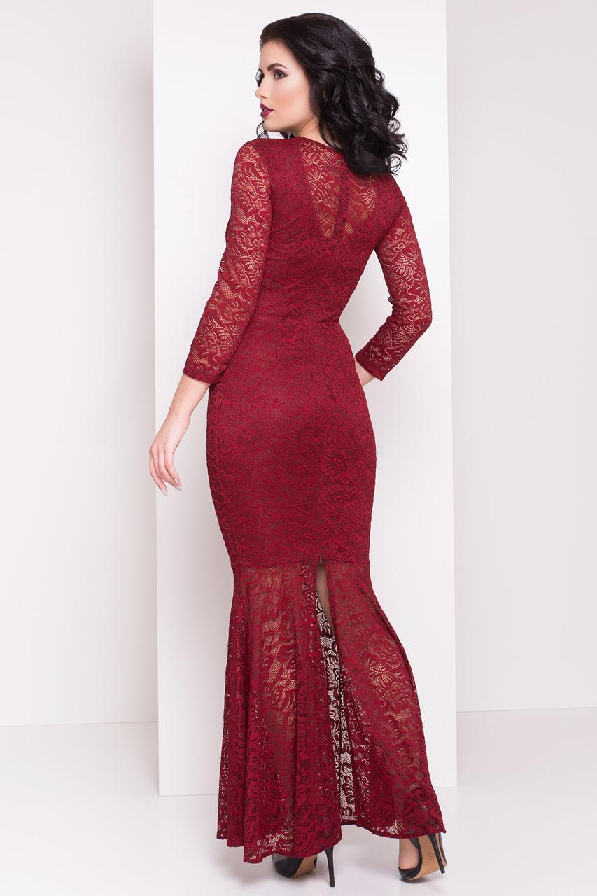6398a49d07c Mod Шикарное вечернее платье-годе женское с юбкой в пол  продажа ...