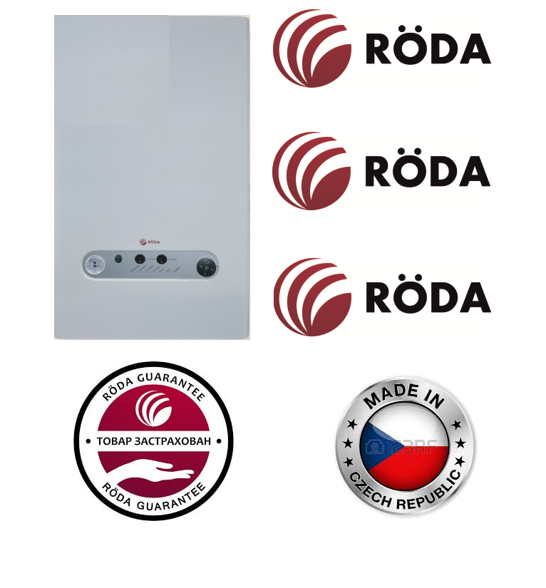 Электрокотел настенный Roda Strom SL 15 кВт (380 Вт) одноконтурный