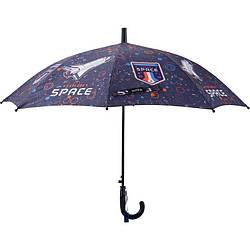 Детский Зонт-трость Kite Kids Space Trip полуавтомат (K19-2001-1)