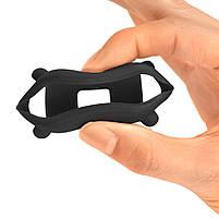 Amazfit Bip Защитный силиконовый чехол для смарт часов, Black, фото 6