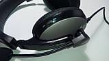 Наушники с микрофоном и регулятором громкости HAVIT HV-H139d, gray (PC/XBOX/PS4), фото 6