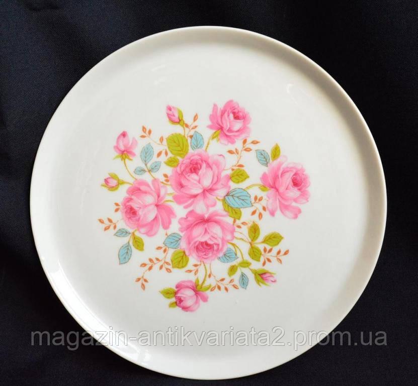 Очаровательная тарелка! Цветы! Schwarzenhammer!!