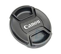 """Крышка для объектива с логотипом """"Canon"""", 77мм."""