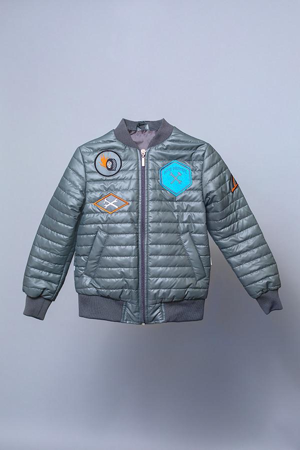 Куртка детская для мальчика демисезонная 'Mechanic'