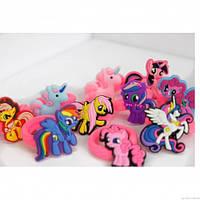 Резиночка для волос с мультяшными героями - My Little Pony - пони Рэйнбоу