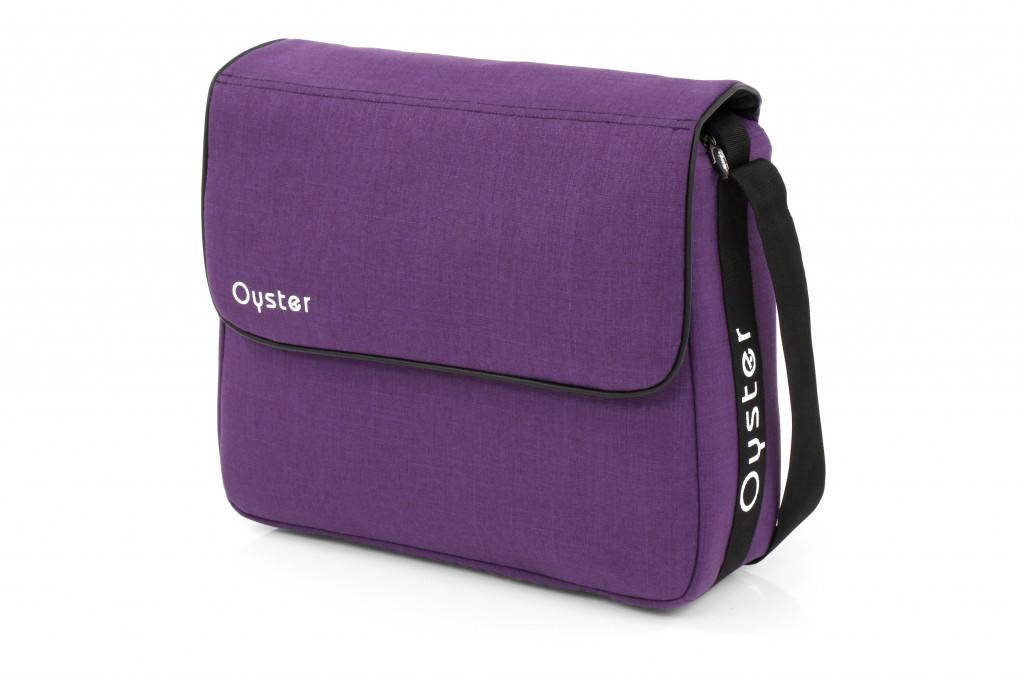 Сумка BabyStyle Oyster / Wild Purple