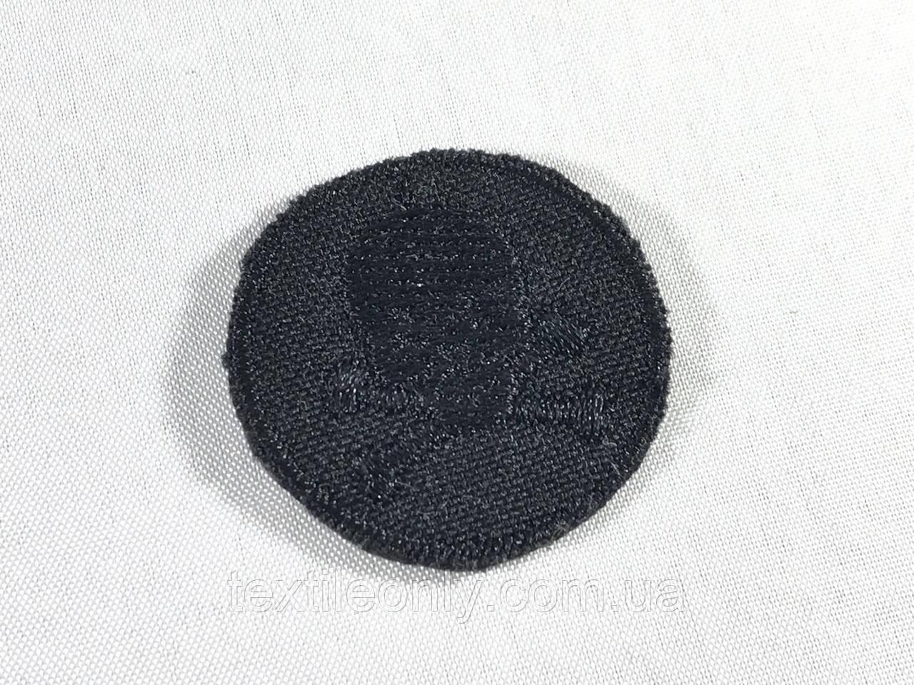 Нашивка Череп 30 мм