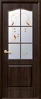 """Дверь Классик+Р1 коллекция """"ПВХ Delux Фортис"""""""