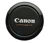 "Крышка для объектива с логотипом ""Canon Ultrasonic"", 52мм."