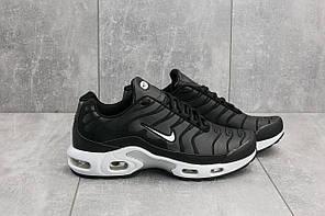 Кроссовки мужские черные Nike Air Max 95 топ реплика, фото 3