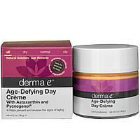 Дневной антивозрастной крем  Derma E  56 грамм
