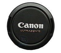 "Крышка для объектива с логотипом ""Canon Ultrasonic"", 55мм."