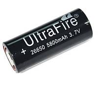 Литий-ионный аккумулятор ART-5800, емкость 5800мАч,напряжение 3,7В