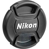 """Крышка для объектива с логотипом """"Nikon"""", 52мм."""