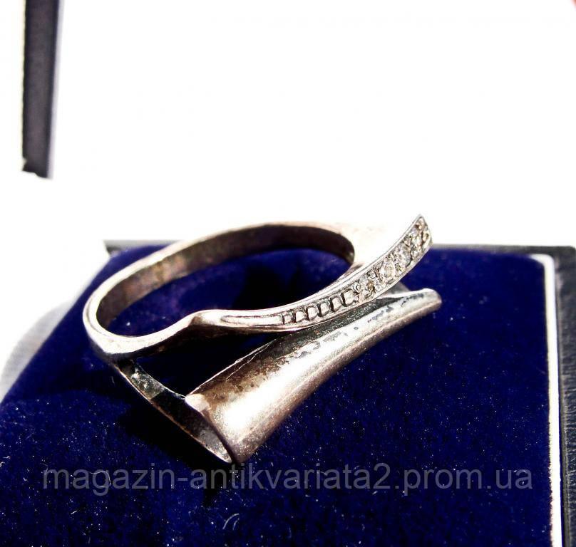 Очаровательное шикарное кольцо! Серебро!