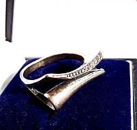 Очаровательное шикарное кольцо! Серебро!, фото 1