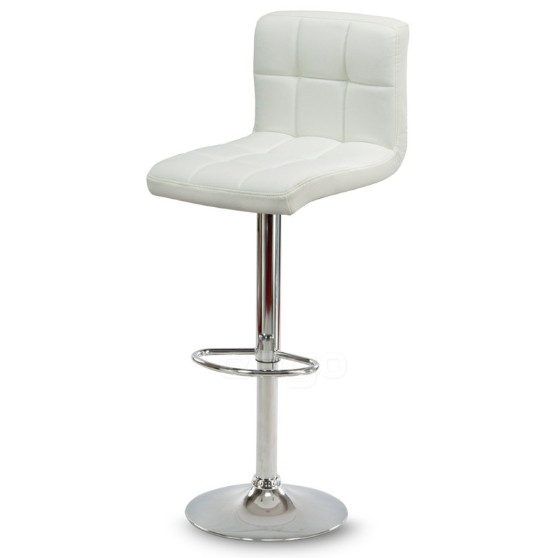 Барный стул Hoker Bonro 628. Цвет белый