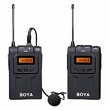 Петличная радіосистема Boya BY-WM6, фото 2