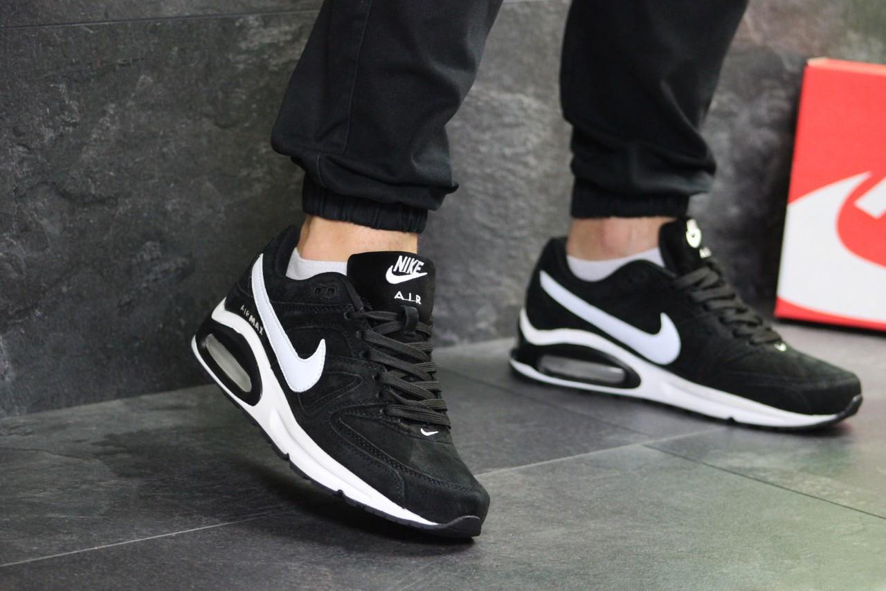 dcb1d354 Мужские кроссовки Nike Air Max 7214 черные купить недорого. Большой ...
