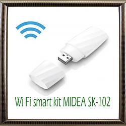 Wi-Fi модуль к кондиционеру - Wi Fi smart kit MIDEA SK-102