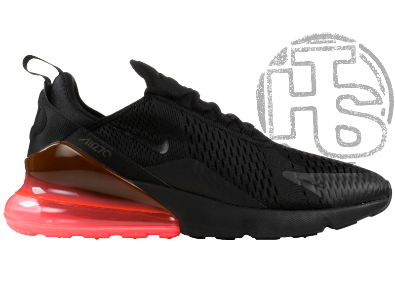 c60ed06cc Мужские кроссовки Nike Air Max 270 Safari Off Noir Habanero Red BQ6525-001