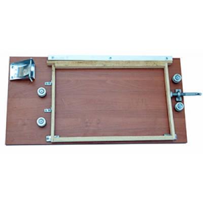 Устройство для оснащения пчеловодческих рамок проволокой, фото 2