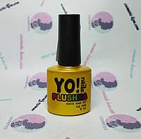 Матовый топ Plushka Yo!Nails, 8мл