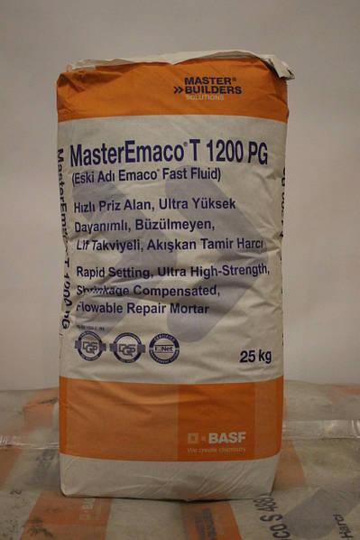 быстротвердеющая бетонная смесь наливного типа
