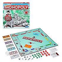 Настольная игра Монополия со скоростным кубиком Monopoly Speed Die Edition Hasbro C3888
