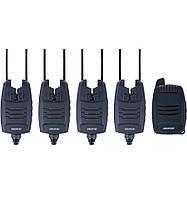 Набор сигнализаторов поклевки с пейджером World4Carp WC 320