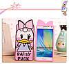 """Samsung A5 GALAXY противоударный TPU силиконовый чехол бампер накладка для телефона  3D """" УТОЧКА """", фото 2"""