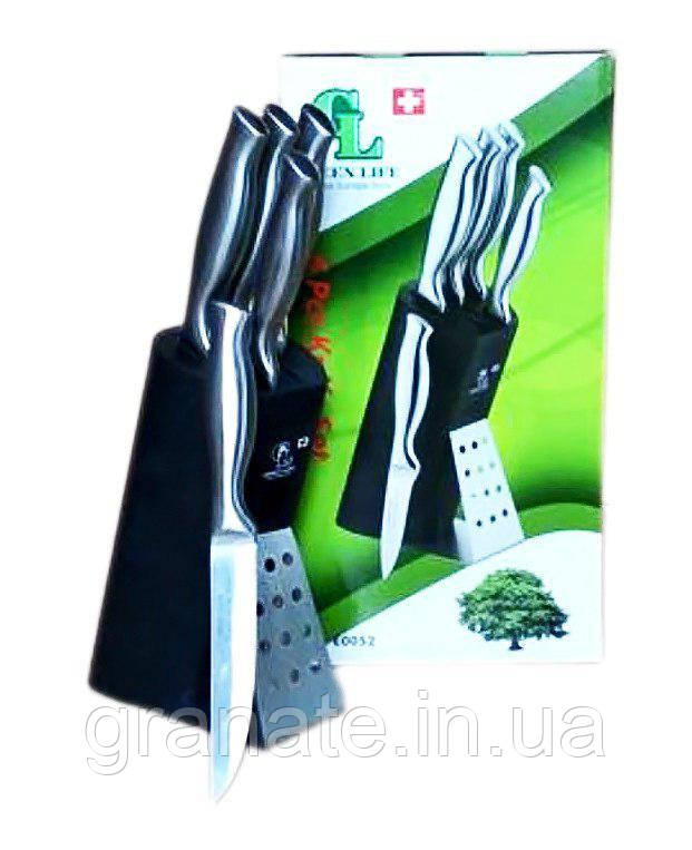 Набор ножей на подставке