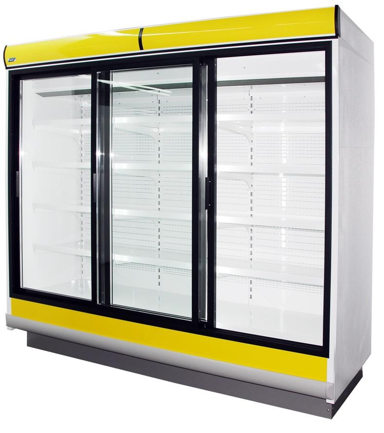 Стеллаж холодильный COLD LISBONA/o (R-PDR/o)
