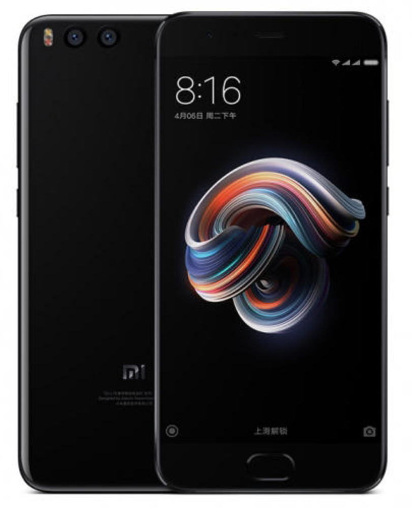 "Телефон Xiaomi Mi Note 3 6/128Gb 5.5""/ Snapdragon 660 /  12Мп Sony IMX386 / 3500 mAh"