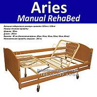 Медицинская больничная кровать Aries Manual RehaBed
