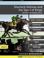 OBWL 1: Sherlock Holmes and the Sport of Kings