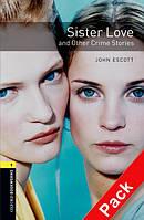 OBWL 1: Sister love + CD (3 ed)