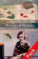 OBWL 2: Agatha Christie, Woman of Mystery + CD (3 ed)
