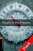 OBWL 2: Death in the Freezer + CD (3 ed)