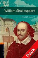 OBWL 2: William Shakespear + CD (3 ed)