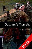 OBWL 4: Gulliver's travels + CD (3 ed)