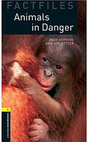 OBWL Factfiles 1: Animals in danger (2 ed)