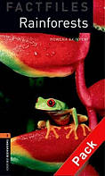 OBWL Factfiles 2: Rainforests + CD